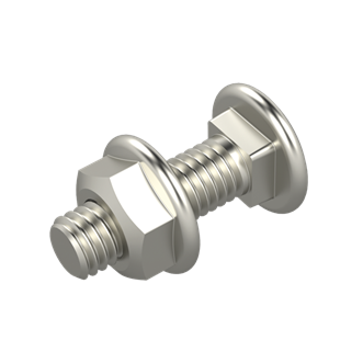 Screw sets and threaded rods
